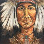 Spirit Guide Painting - Oil