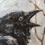 Animal Spirit Painting - Oil