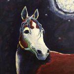 Spirit Animal Painting - Oil
